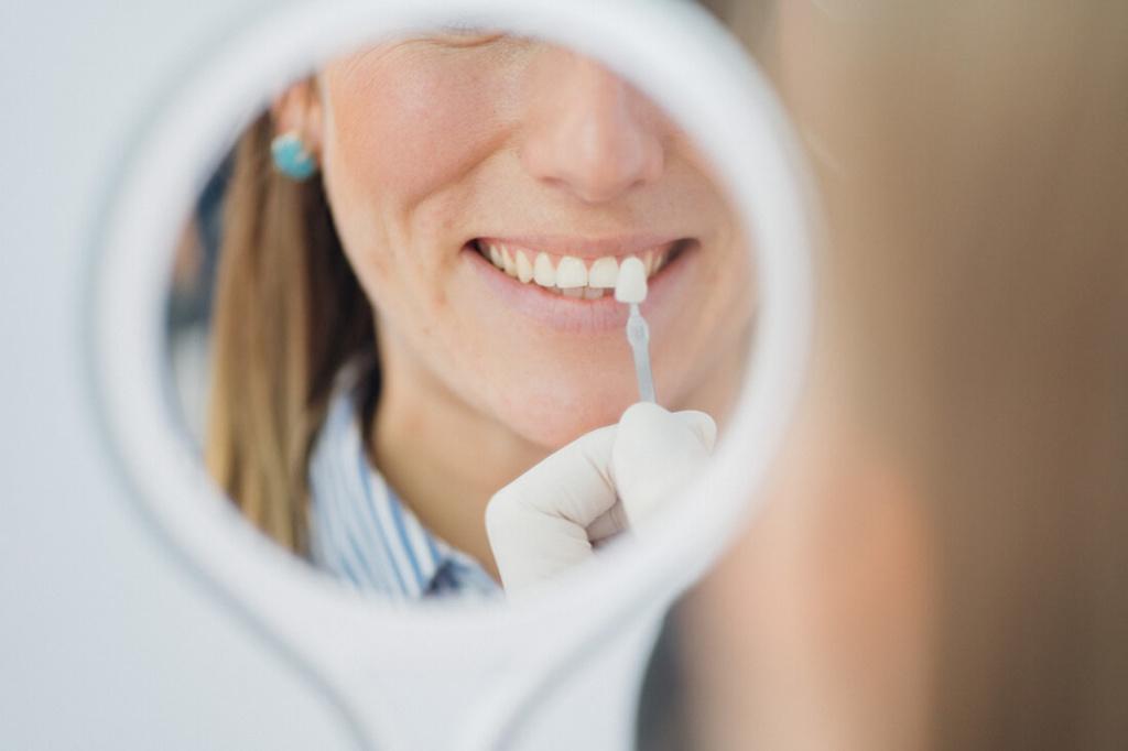 Zahnarzt Trudering - Dr. Gruber - Leistungen - Ästhetische Zahnheilkunde
