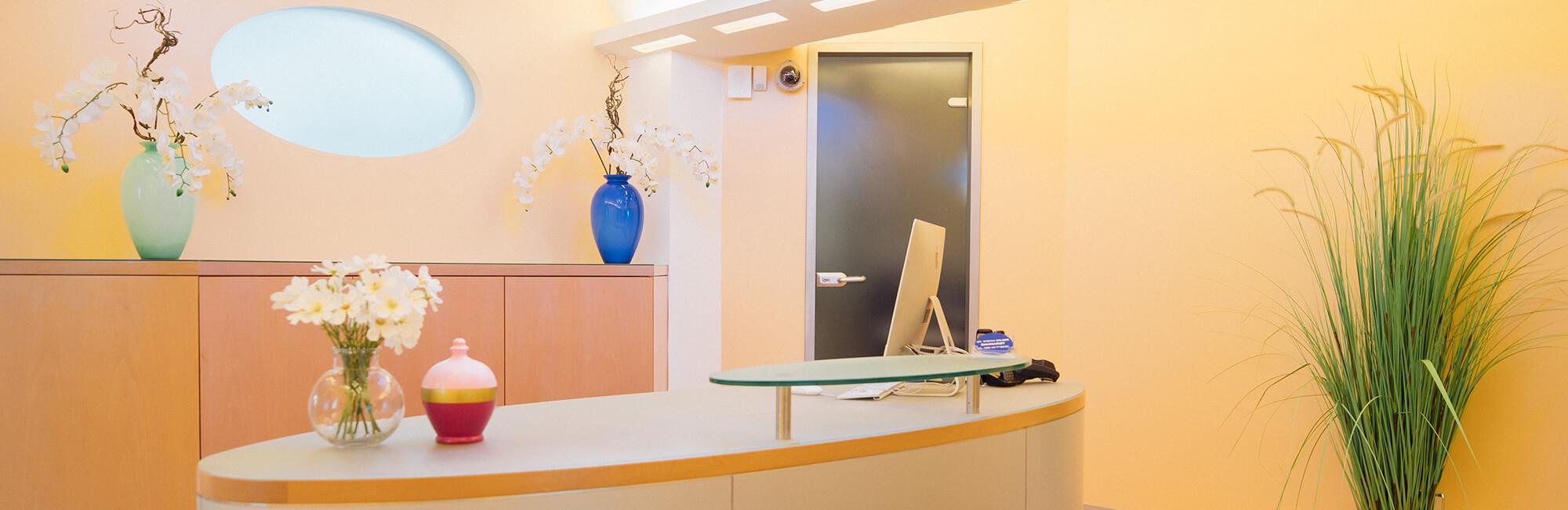 Zahnarzt Trudering - Dr. Gruber - wir sind auch gerne für Patienten aus Waldtrudering, Haar, Riem oder Neuperlach da