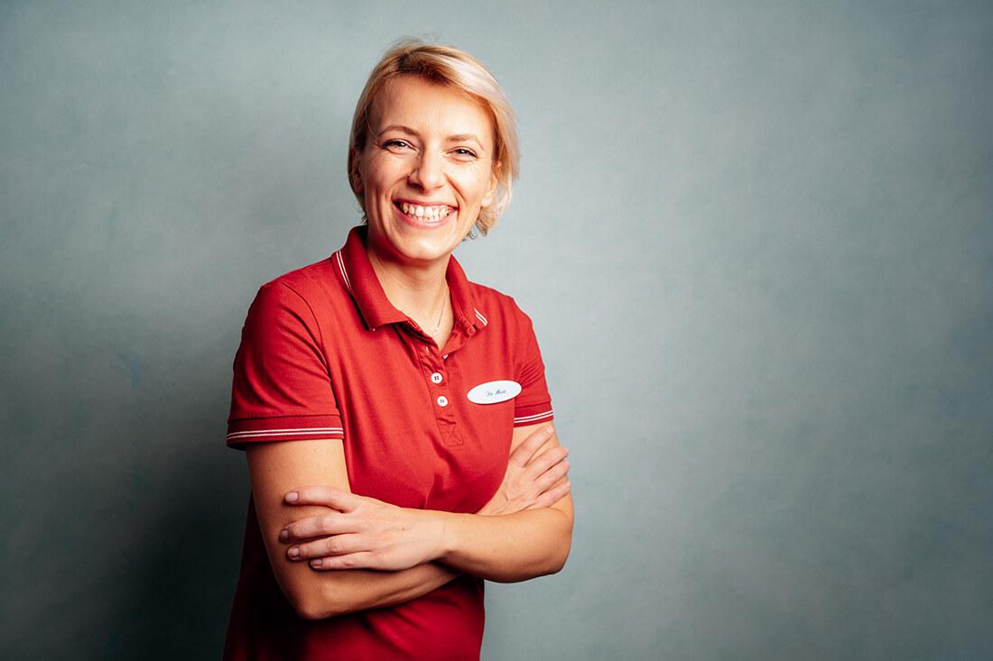 Zahnarzt Trudering - Dr. Gruber - Team - Dr. Sanja Reithmeier (Misic)